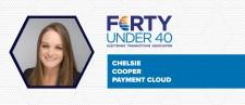 Chelsie Cooper 40 Under 40