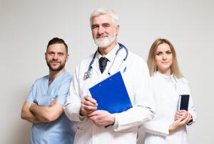 medical team healthcare