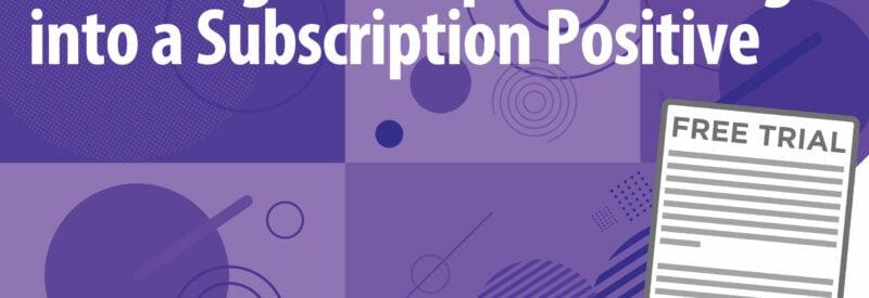 Subscription ecommerce negative option billing Article Header