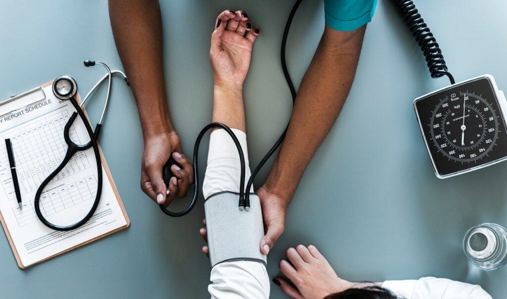 healthcare checkup