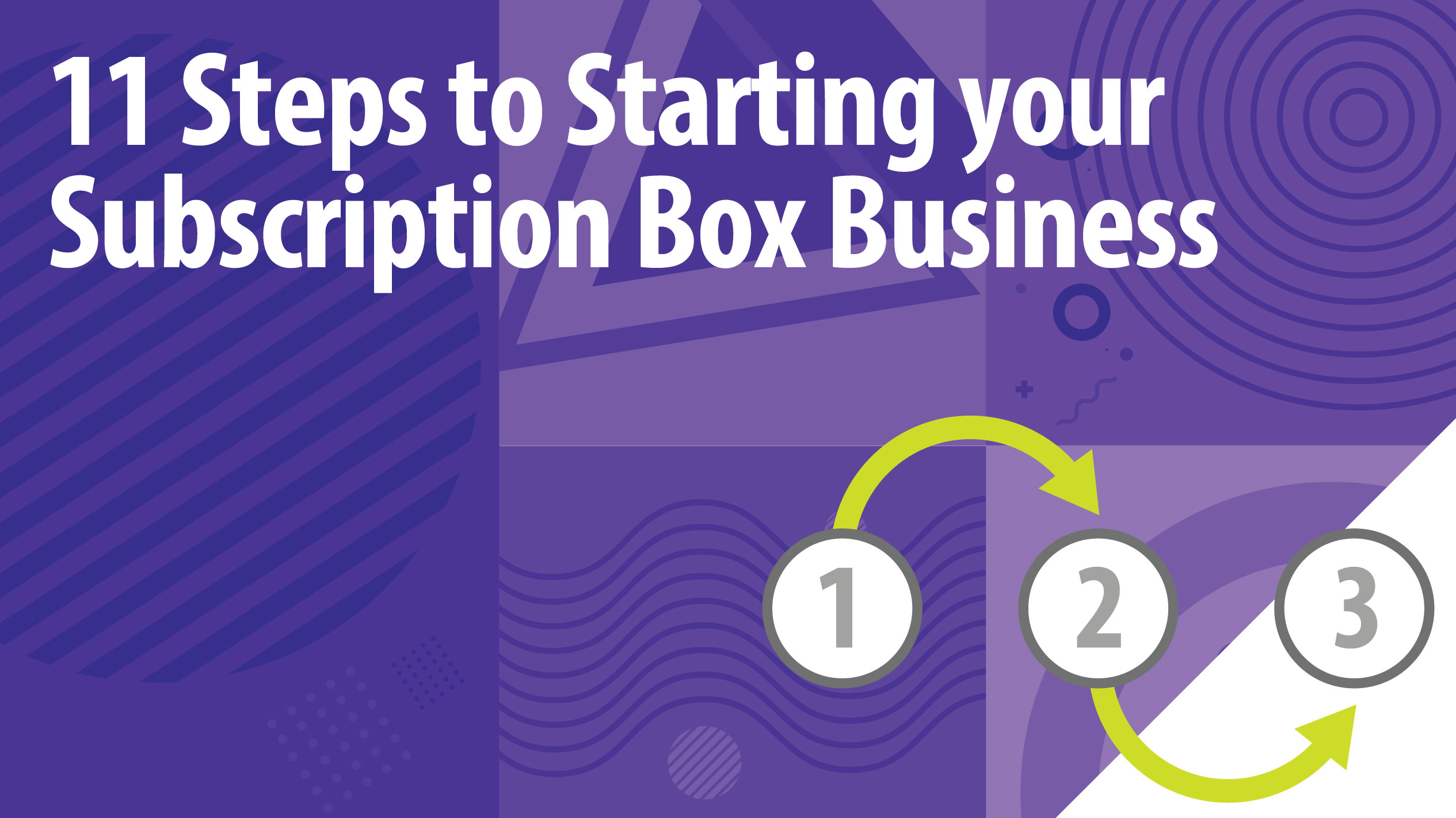 11 Steps to Starting your Subscription Box Business