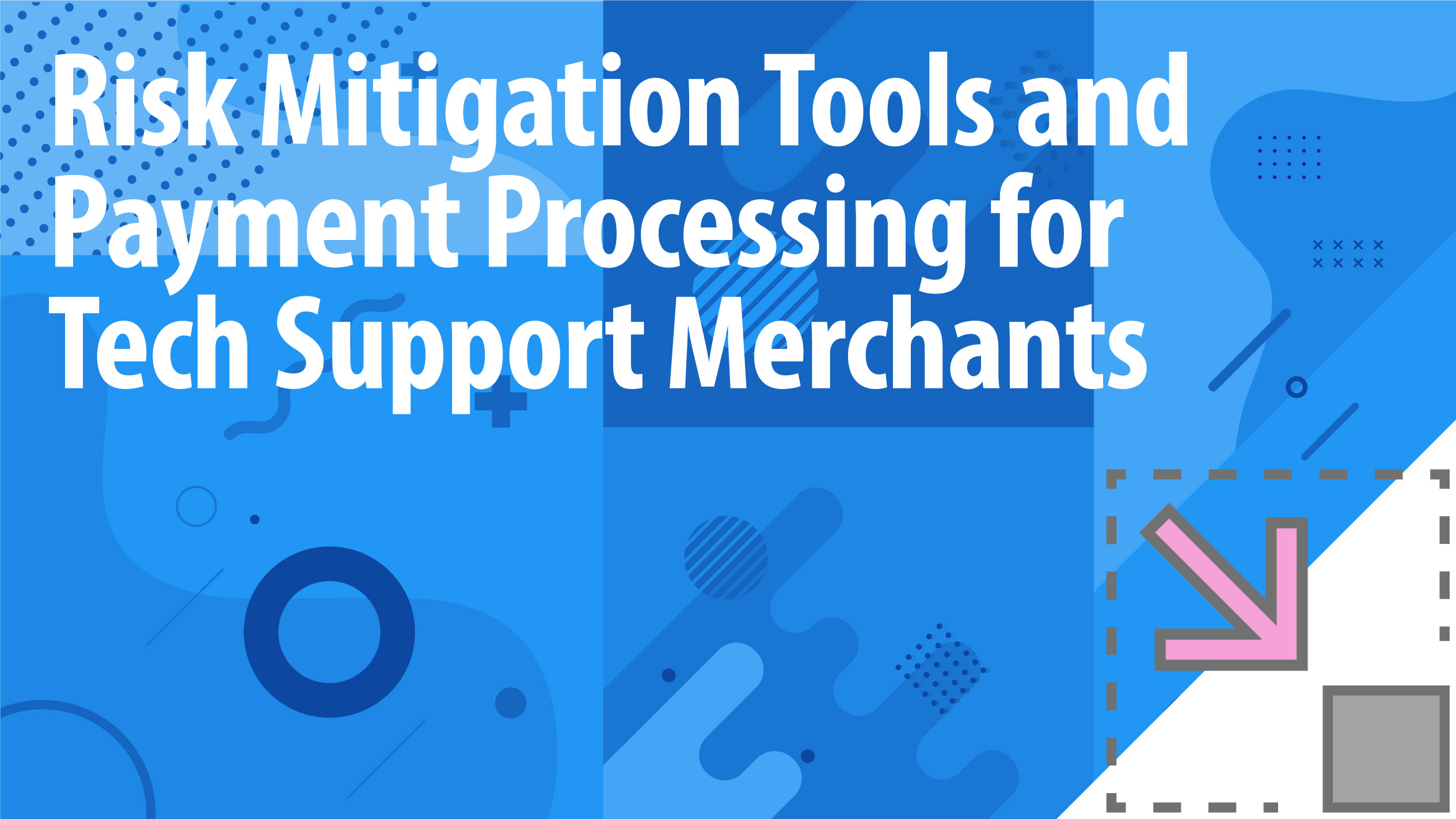 Risk Mitigation Tools and Payment Processing for Tech Support Merchants