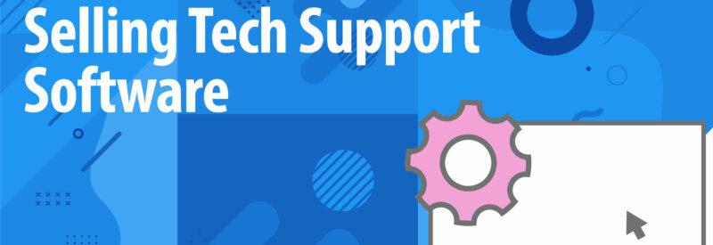 Tech Support Software Article Header