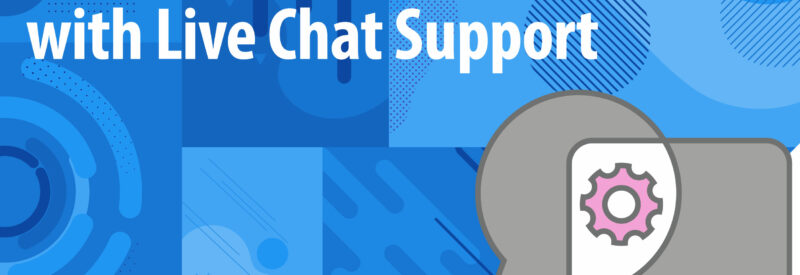 Tech support chat Article Header