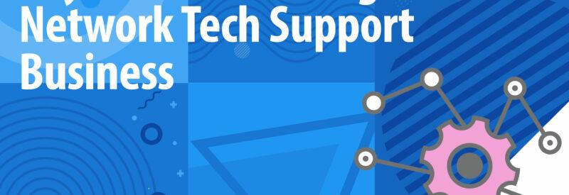 Network Tech Support Article Header