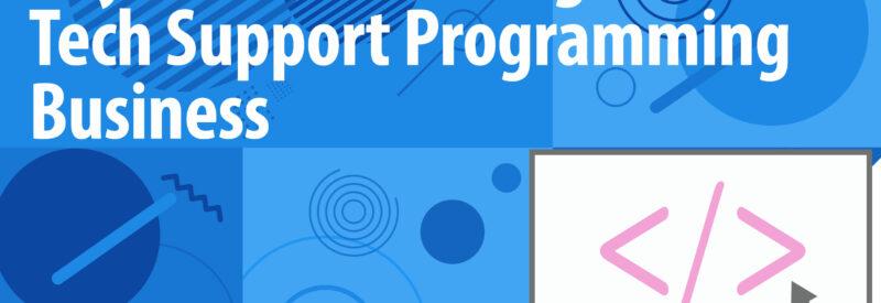 Tech support programming Article Header