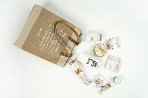 subscription service bag