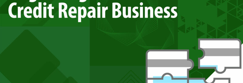 Credit Repair Start Business Article Header
