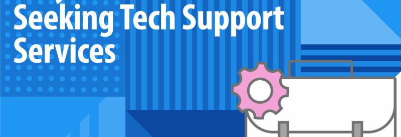 Businesses Seek Tech Support Article Header