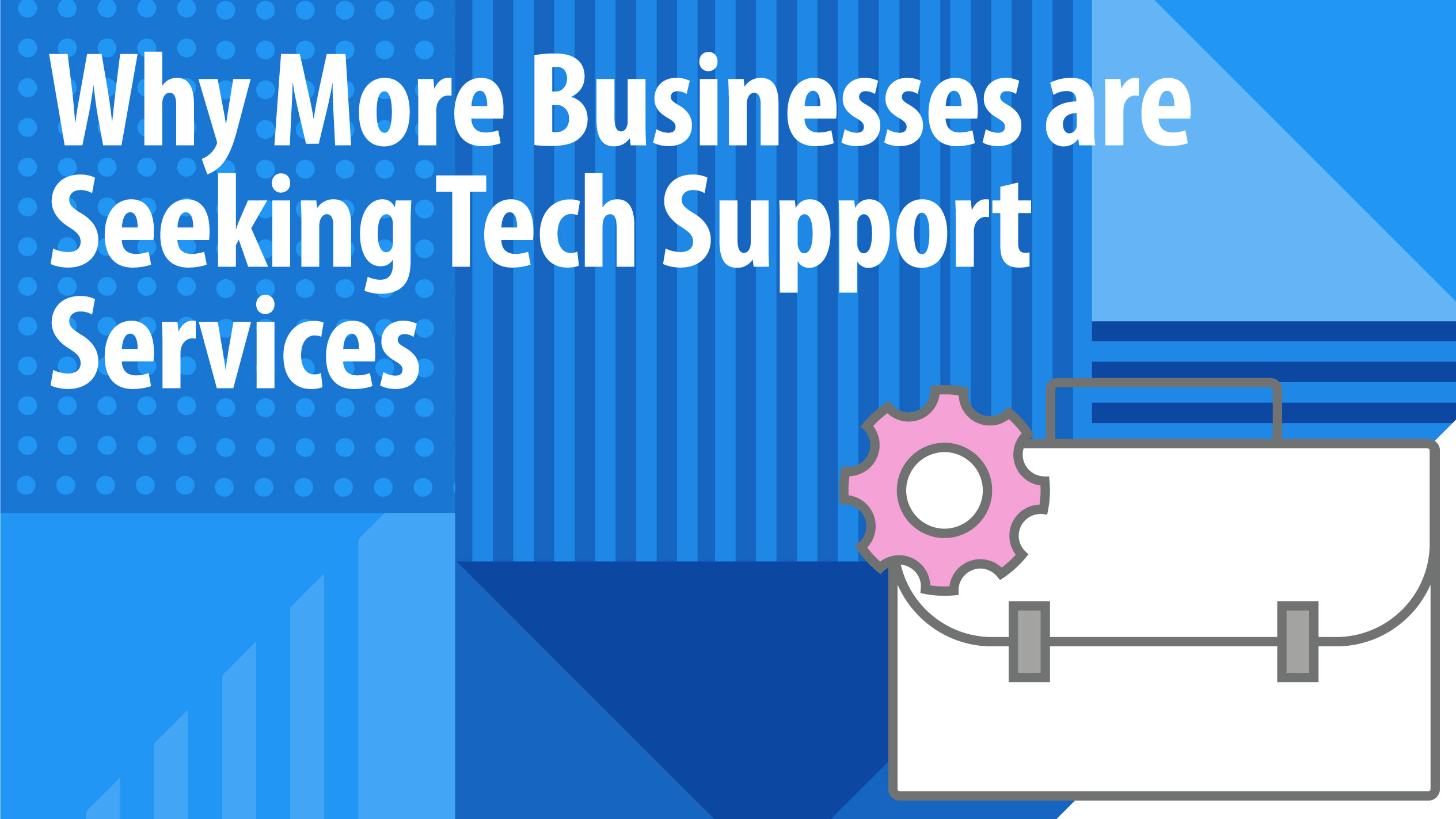 Why More Businesses are Seeking Tech Support Services