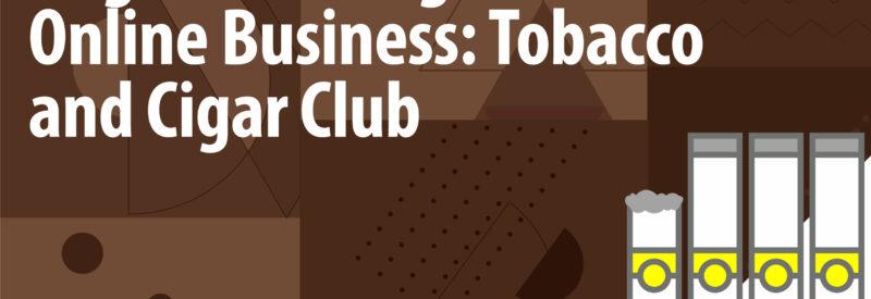 Tobacco Club Article Header