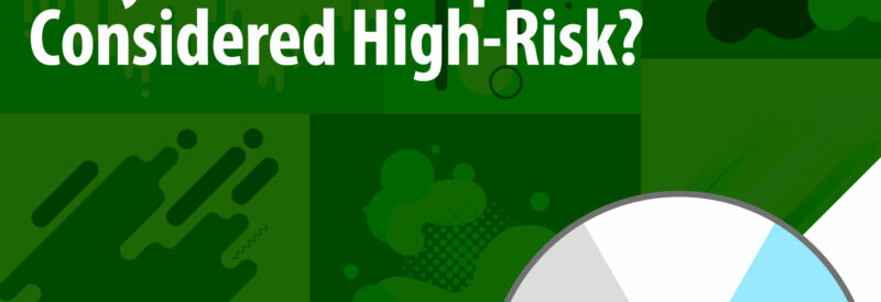 Credit Repair is High-Risk Article Header