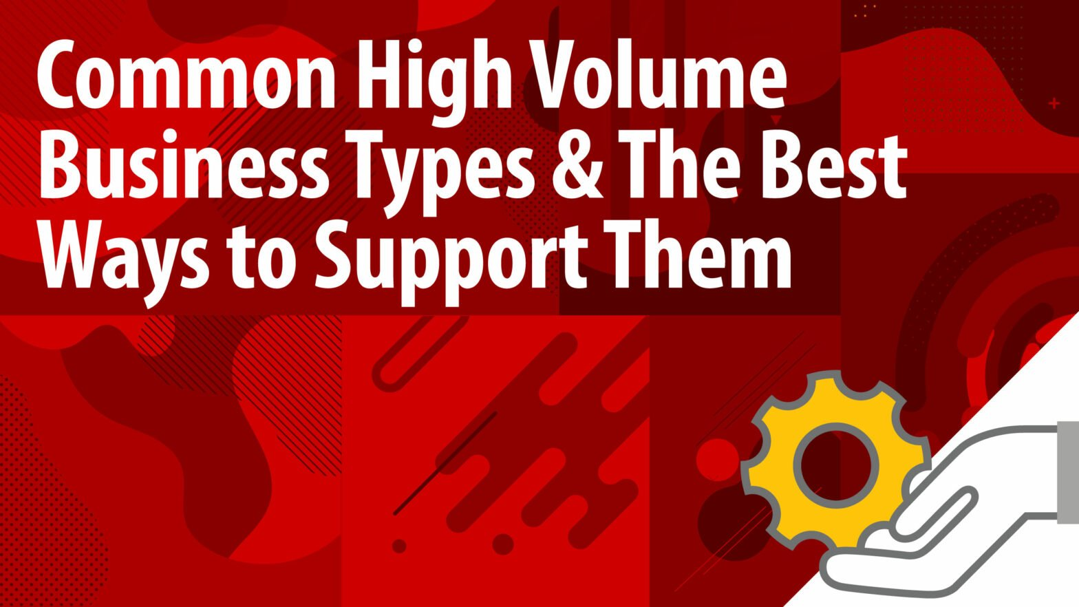 Common High Volume Types Article Header