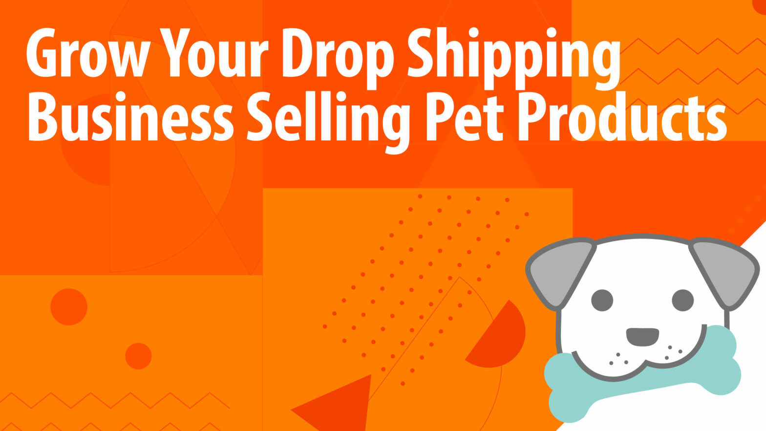Drop Shipping Pet Products Article Header