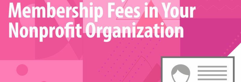 Nonprofit Membership Article Header