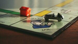 monopoly game bail bond business