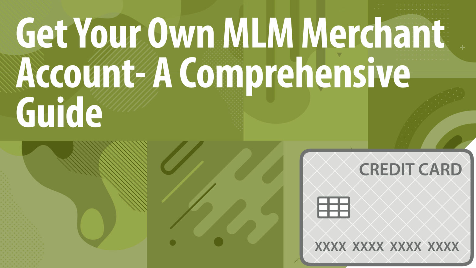 MLM Merchant Account Article Header