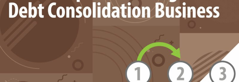 5 Steps to Debt Consolidation Article Header