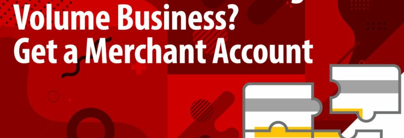 Merchant Account High Volume Article Header
