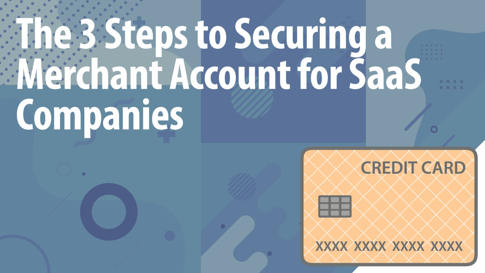 SaaS Merchant Account