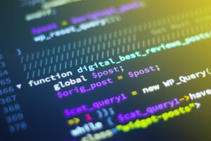 code for SaaS company