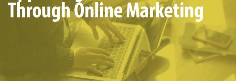 Online Marketing Article Header