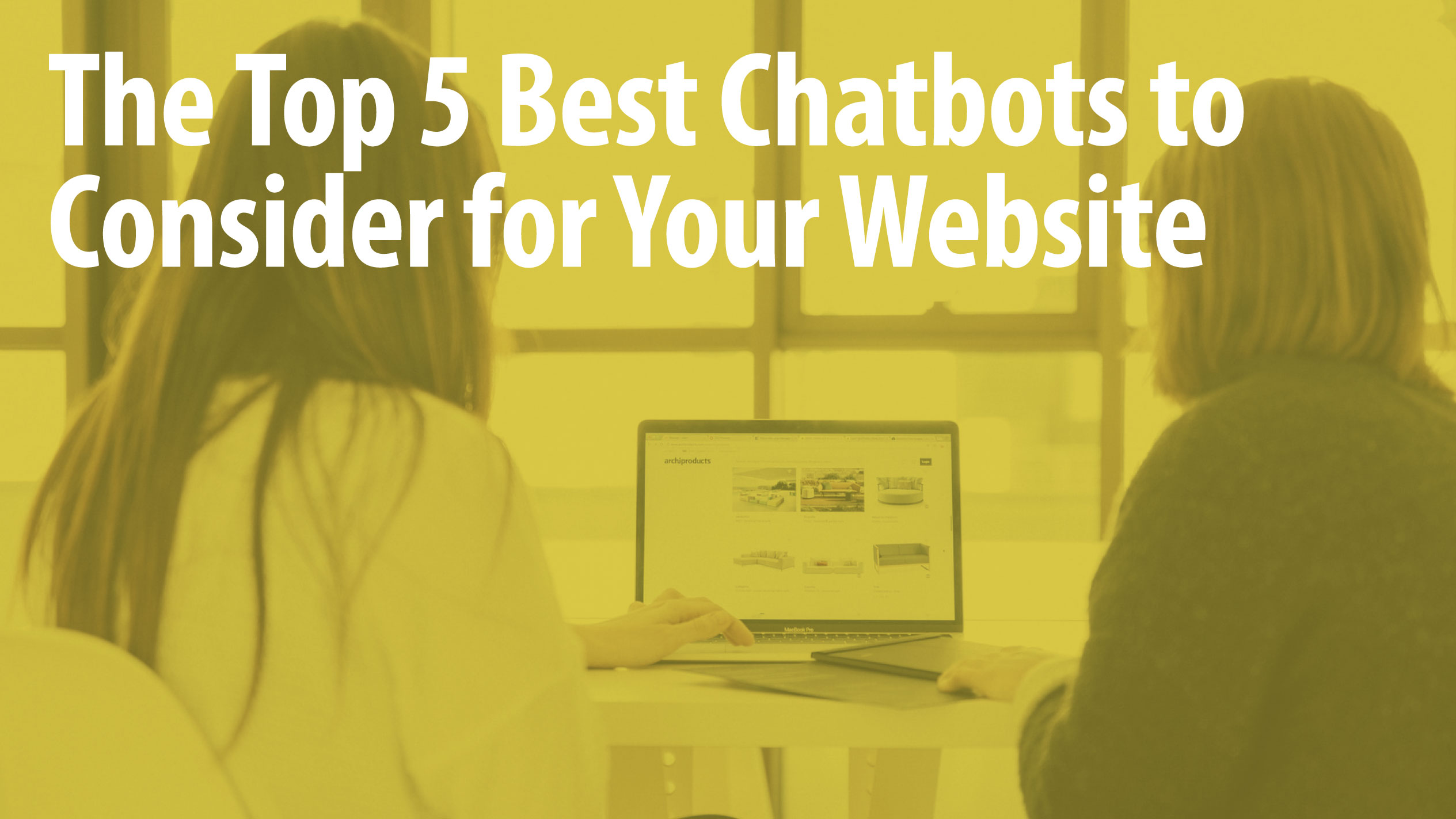 The Top 5 Best Chatbots to Consider for Your Website