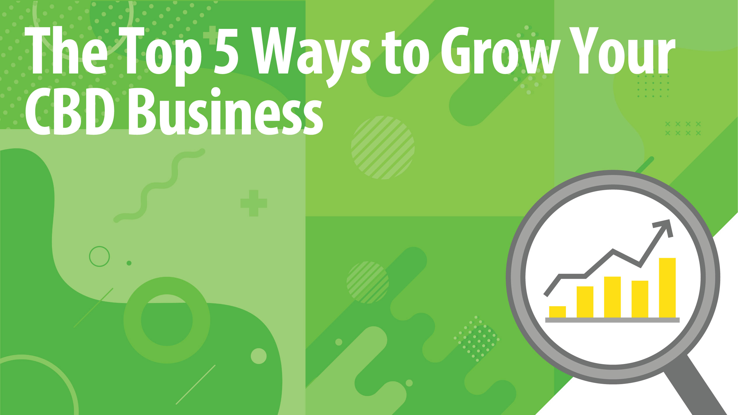 2020 Guide: The Top 5 Ways to Grow Your CBD Business