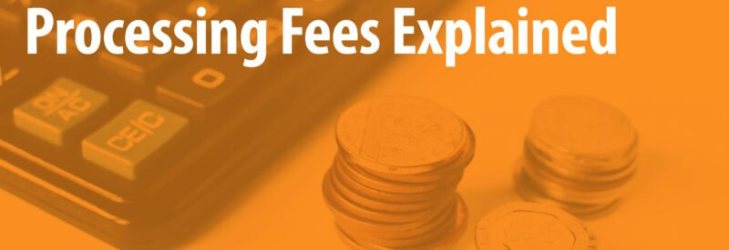 Processing Fees Article Header