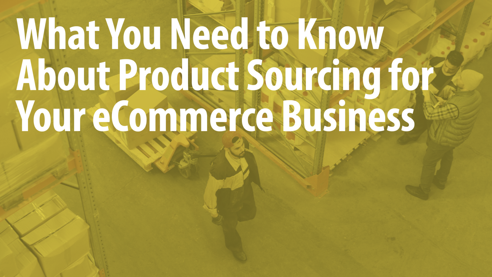 Product Sourcing Article Header