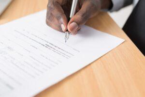 merchant services agreement