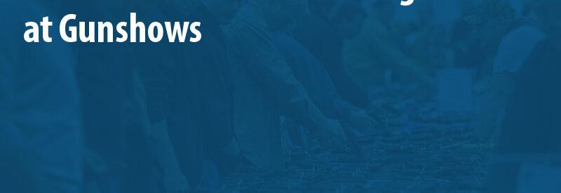 selling at gun shows
